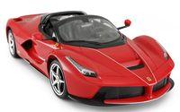 Jucărie teleghidată Rastar Ferrari LaFerrari Aperta 1:14 Red