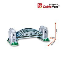 3D PUZZLE Sydney Harbour Bridge