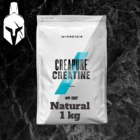 "Creatină Monohidrată marca ""Creapure"" - Gust natural - 1 kg"
