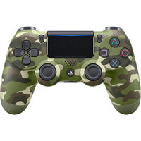Controller wireless SONY PS DualShock 4 V2 Green Cam