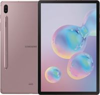 "T865 Galaxy Tab S6 10.5"" 2019 Cellular 4G 6/128Gb	Rose Blush"