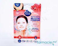 Acty Mask Cryo Masca Hidratanta,revitalizanta cu extr.de Rodii si Champagne,collagen,Vit E N1(165772)