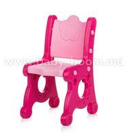Chipolino Стульчик DST01708RPI розовый