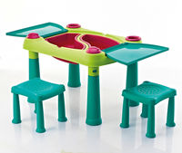 Curver Creative Table Green/Turquoise (231593)