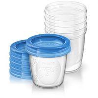 Philips Avent Контейнеры для хранения грудного молока 10шт x 180 гр