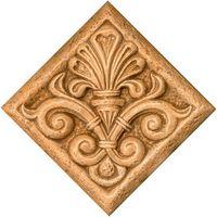 Keros Ceramica Декор Inserto Odisea Grana 9x9см
