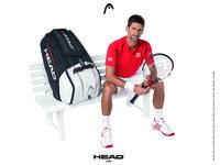 Сумка - чехол теннисный Djokovic 9R Supercombi