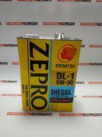 купить IDEMITSU ZEPRO DIESEL DL-1 5W30 4L (5W-30) (2156004) в Кишинёве
