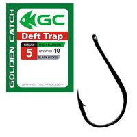 Крючок GC Deft Trap №5 (10 штук)