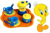 Faro Set Tweety Dishes (4720)