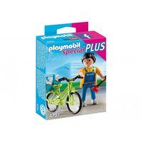 Handyman with Bike, PM4791