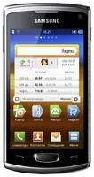 Смартфон SAMSNG S8600 Wave 3 Metallic Black