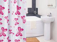 Tatkraft BUTTERFLIES штора для ванной 14251