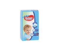 Подгузники для мальчиков Huggies Ultra Comfort Small 5 (12-22 кг), 15 шт.