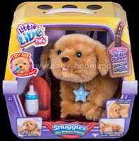"Little Live Pets 28185 Игрушка My Dream Puppy Snuggles ""Ласковый щенок"""