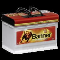 BANNER POWER BULL 75 Ah Professional