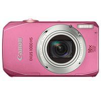 Фотоаппарат цифровой Canon IXUS1000 pink