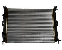 RENAULT MEGANE 1,5dci 2003-2005 Радиатор двигателя