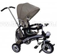 Baby Mix Трицикл Clever KR-X3 3в1 бежевый