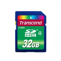 SDcard Transcend Ultimate (TS32GSDHC4), 32 GB