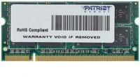 2GB DDR2-800 SODIMM Patriot Signature Line, PC6400, CL5
