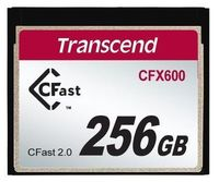 Сard de memorie Transcend CompactFlash 256Gb 600X (TS256GCFX600)
