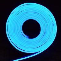 Гибкий неон светодиодный V-Tac синий 24В VT-2835