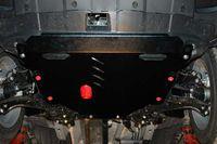 !         HondaCRV 3 07RE5 2006- 2012 ЗАЩИТА КАРТЕРА SHERIFF   Защита двигателя