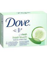 Dove мыло Fresh Touch, 100г