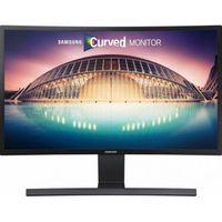 Monitor SAMSUNG S24E500C Black