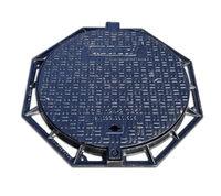 cumpără Capac din fonta dn 600 EN-124 C250 38 kg cu surub RRC805 (634 x 805 x 50) în Chișinău