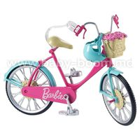 Велосипед для куклы Barbie DVX55