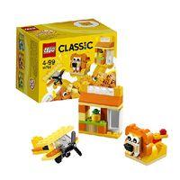 Lego Classic Конструктор Оранжевый набор для творчества