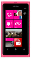 Nokia Lumia 800 (Magenta)