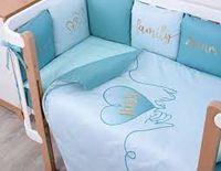 Veres Комплект для кроватки Family dream, 6 штк