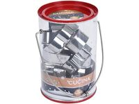 Формы для печенья Cucina 10ед, металл