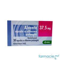 Alventa®  caps. elib. prel. 37,5 mg N10x3 (KRKA)