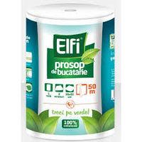 купить Полотенца бумажные ELFI 50м в Кишинёве