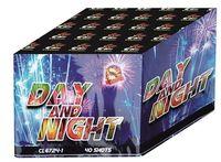 Kometa CL6724-1 Day and Night