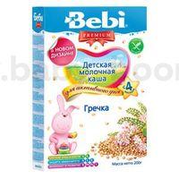 Bebi молочная гречневая каша Premium 200gr.(4+)