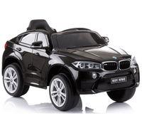 "Машина на аккумуляторе Chipolino ""BMW X6"" black"