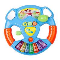 Bebelino Музыкальный руль Маленький водитель