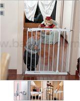 """Brevi Ворота безопасности """"Securella"""" (75-79 см) цвет белый"""