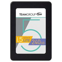 "2.5"" SSD TeamGroup L5 Lite T2535T240G0C101, 240GB 7mm"