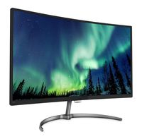 "Монитор 32"" PHILIPS ""328E8QJAB5"", G.Black"
