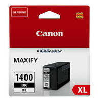 Ink Cartridge Canon PGI-1400XL, Black