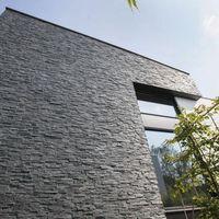 Ardezie Panel Stras Black 15 x 60 cm