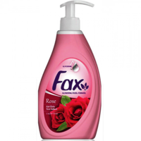 Fax жидкое мыло Rose, 400мл
