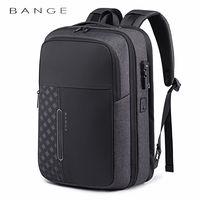 Деловой рюкзак-трансформер Bange BG-K85, Чёрный