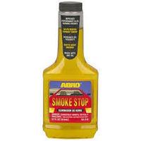 ABRO Стоп-дым. Присадка уменьшающая выгорание масла
